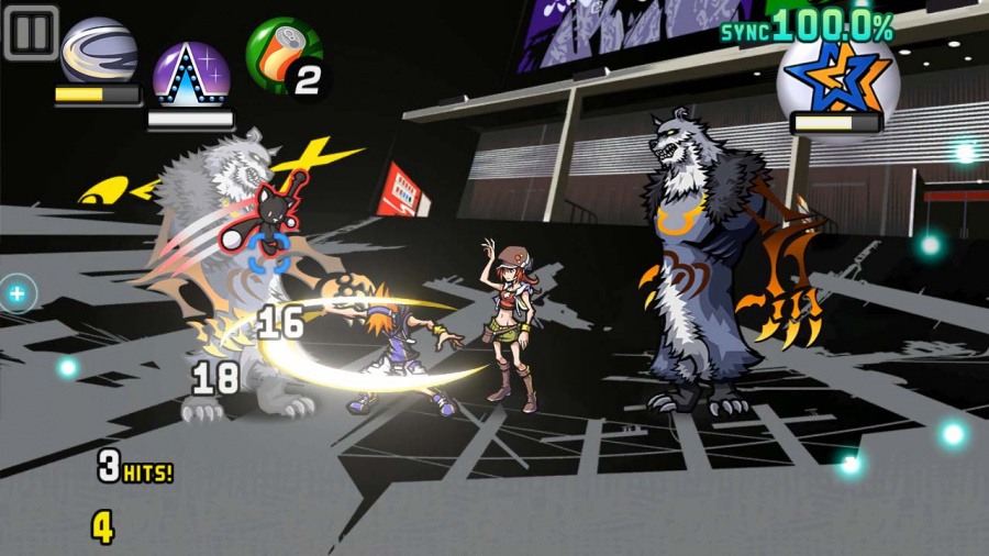 The World Ends with You: Final Remix Review - Screenshot 5 of 6