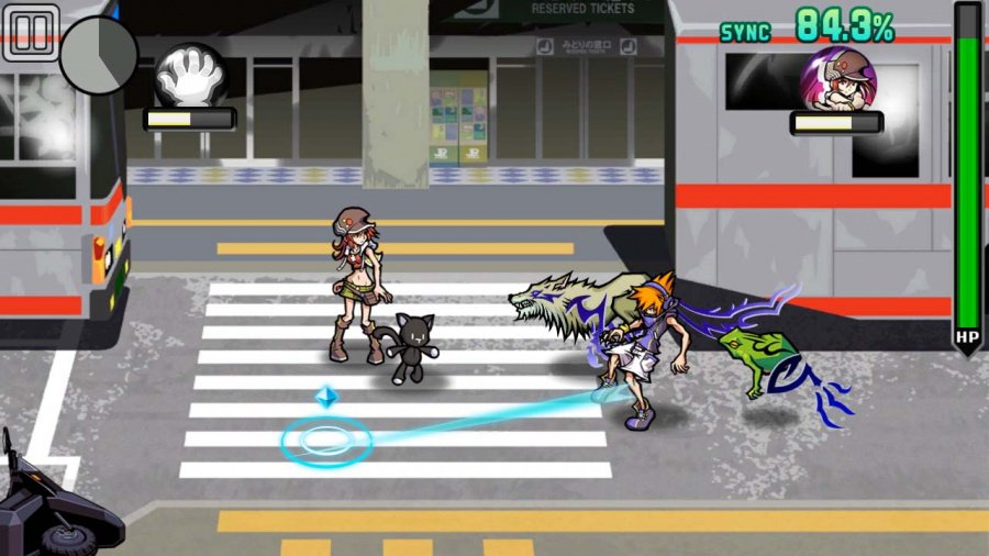 The World Ends with You: Final Remix Review - Screenshot 3 of 6