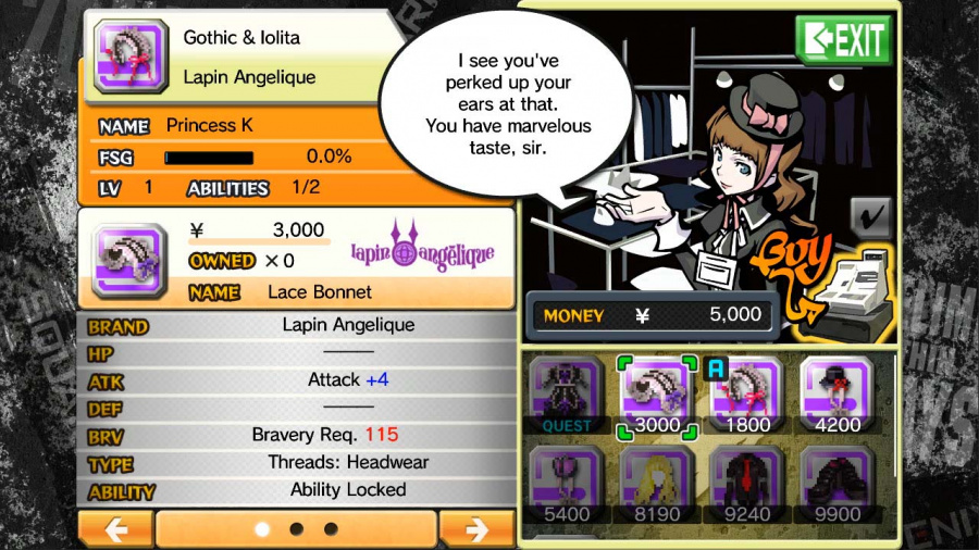 The World Ends with You: Final Remix Review - Screenshot 2 of 6