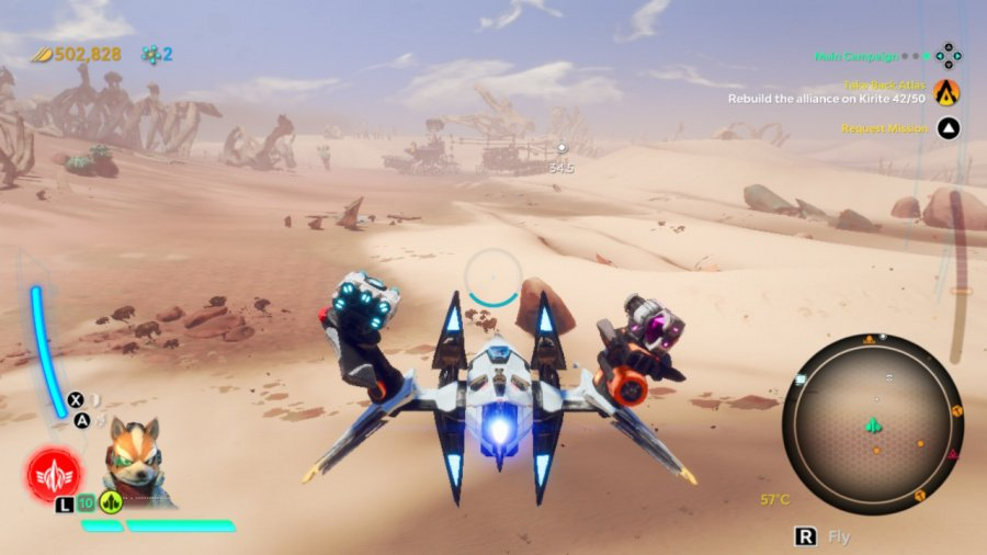 Starlink: Battle for Atlas Review - Screenshot 2 of 9