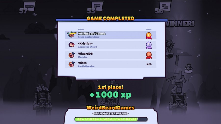 Tricky Towers Review - Screenshot 5 of 5