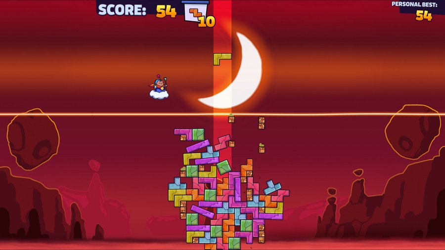 Tricky Towers Review - Screenshot 2 of 5