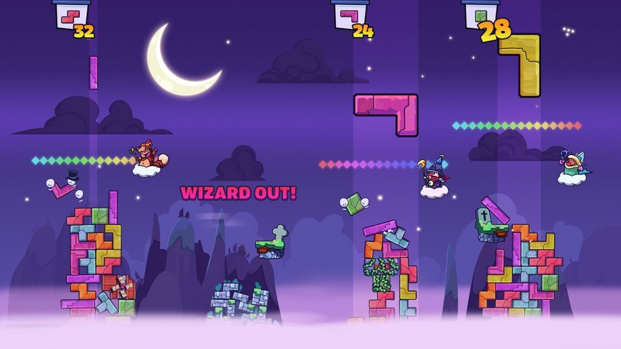 Tricky Towers Review - Screenshot 4 of 5