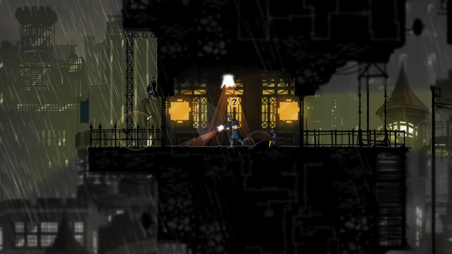 Mark of the Ninja: Remastered Review - Screenshot 1 of 7