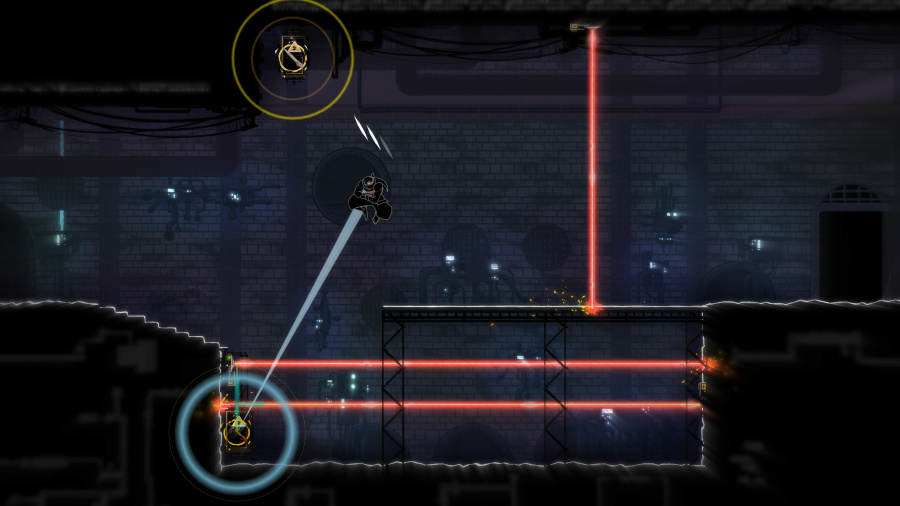 Mark of the Ninja: Remastered Review - Screenshot 3 of 7
