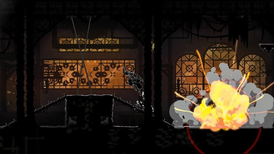 Mark of the Ninja: Remastered Review - Screenshot 1 of 7