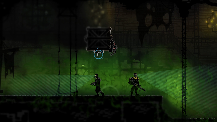 Mark of the Ninja: Remastered Review - Screenshot 2 of 7