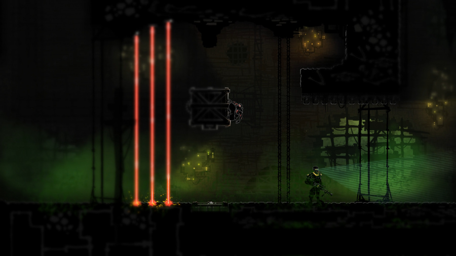 Mark of the Ninja: Remastered Review - Screenshot 6 of 6