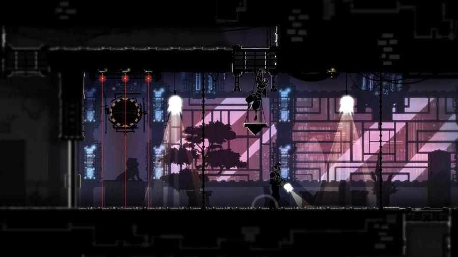 Mark of the Ninja: Remastered Review - Screenshot 3 of 6