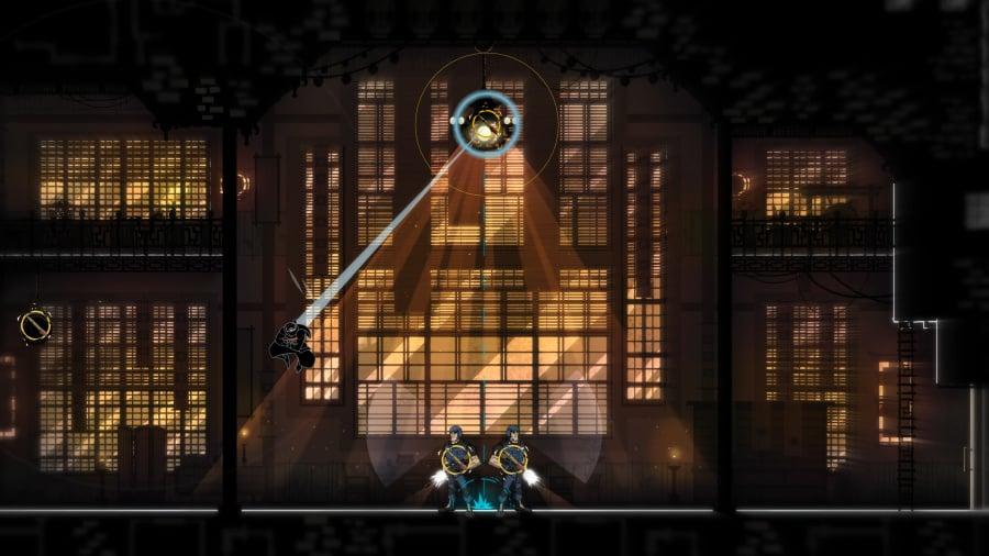 Mark of the Ninja: Remastered Review - Screenshot 2 of 6