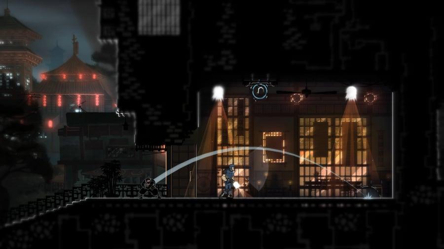 Mark of the Ninja: Remastered Review - Screenshot 1 of 6
