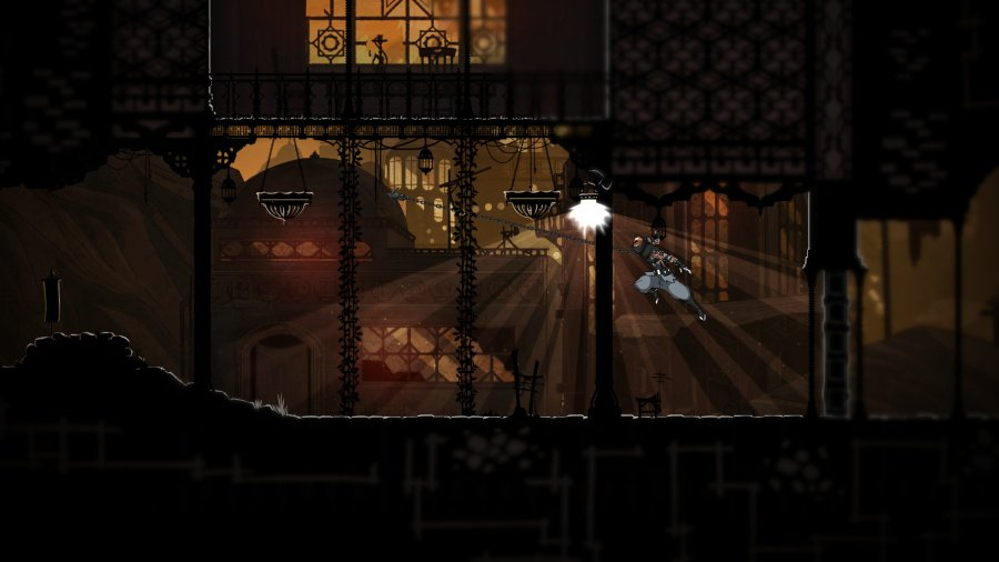 Mark of the Ninja: Remastered Review - Screenshot 4 of 7