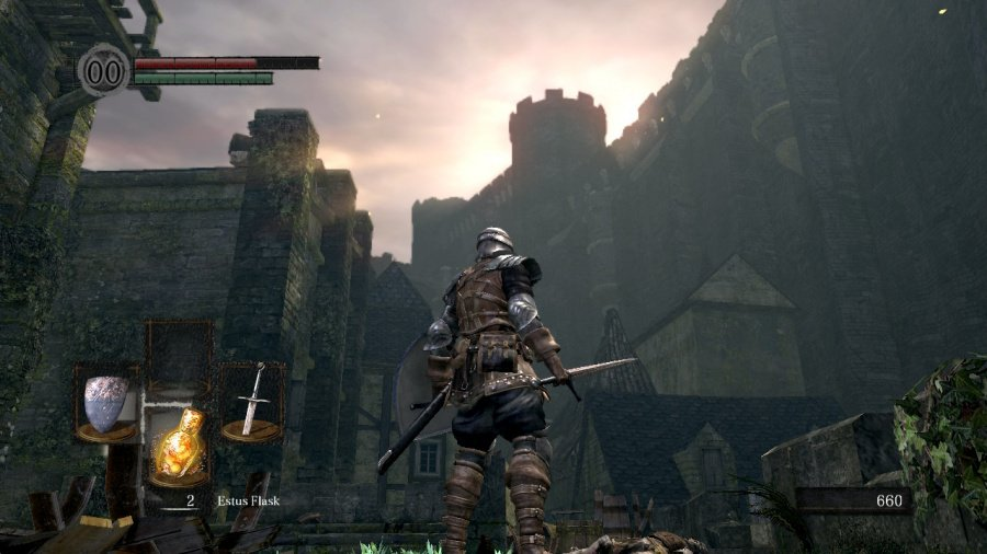 Dark Souls: Remastered Review - Screenshot 5 of 6