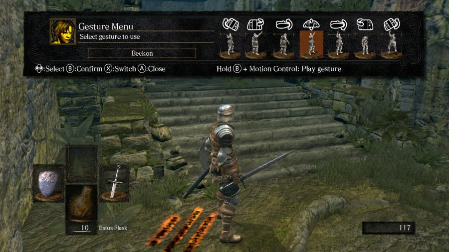 Dark Souls: Remastered Review - Screenshot 2 of 6