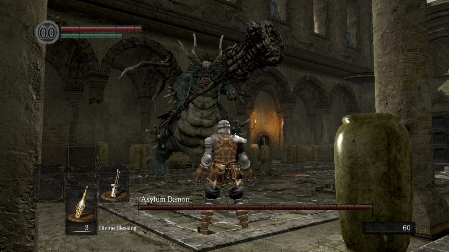 Dark Souls: Remastered Review - Screenshot 1 of 6