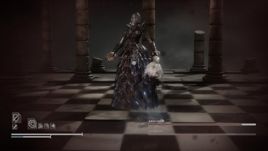 Sinner: Sacrifice for Redemption Review - Screenshot 3 of 4