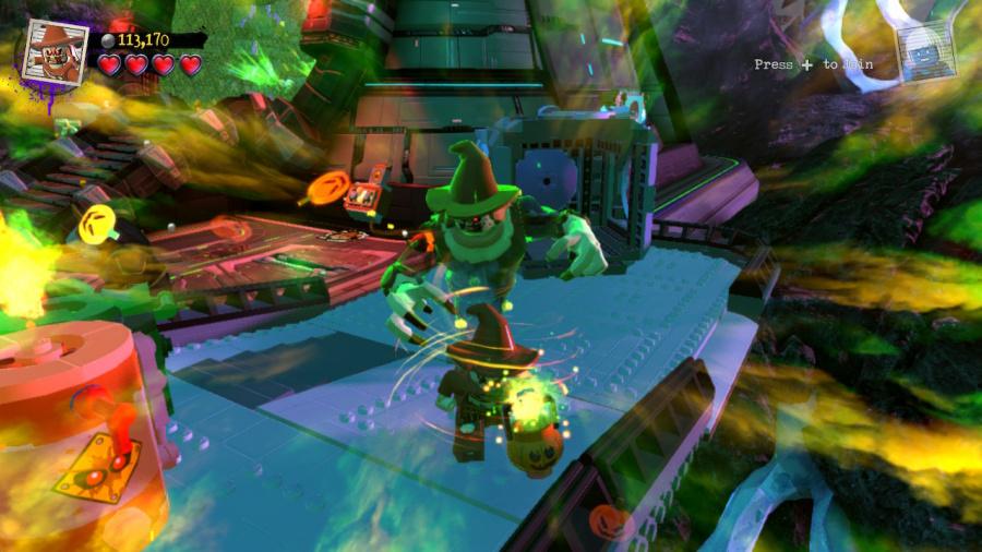 LEGO DC Super-Villains Review - Screenshot 2 of 4