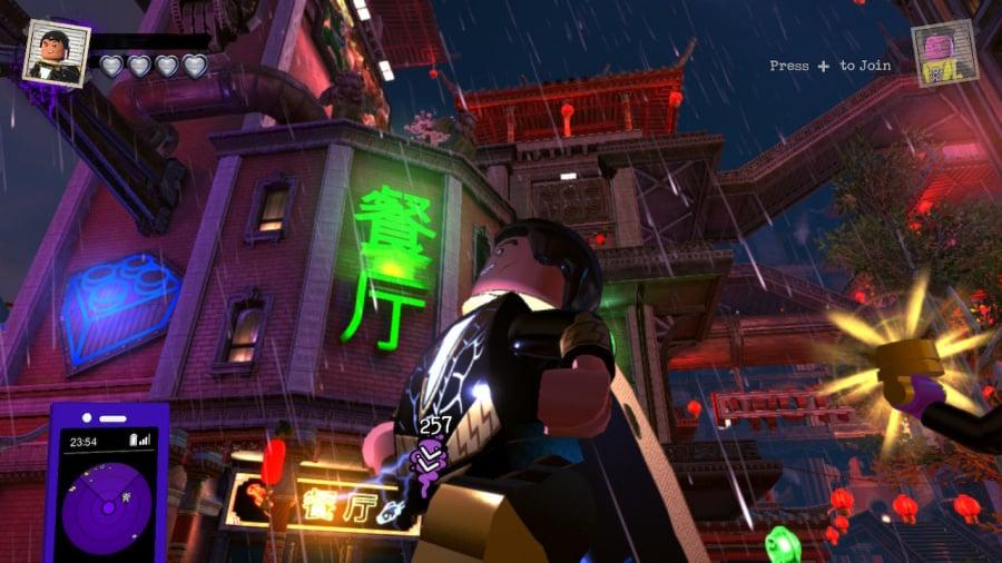 LEGO DC Super-Villains Review - Screenshot 3 of 4