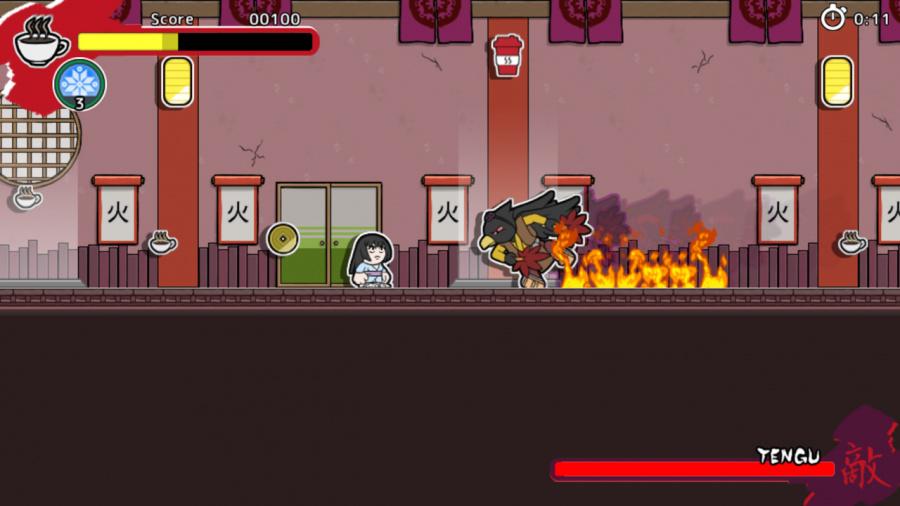 Super Hyperactive Ninja Review - Screenshot 5 of 5