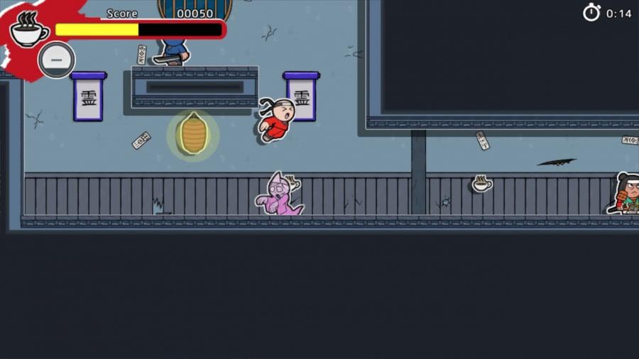 Super Hyperactive Ninja Review - Screenshot 3 of 5