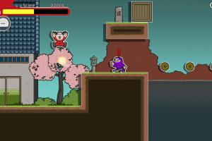 Super Hyperactive Ninja Screenshot