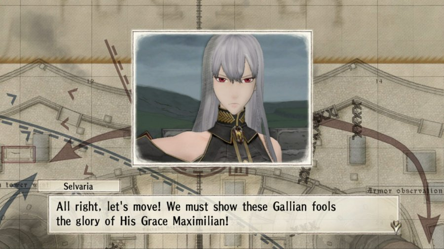 Valkyria Chronicles Review - Screenshot 4 of 6