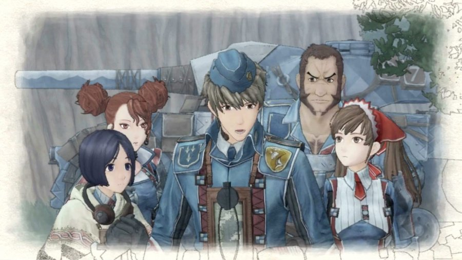 Valkyria Chronicles Review - Screenshot 1 of 6