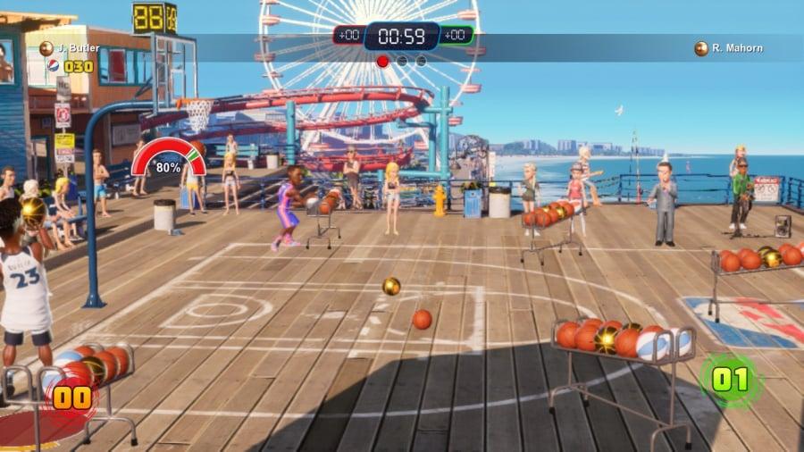 NBA 2K Playgrounds 2 Review - Screenshot 1 of 4
