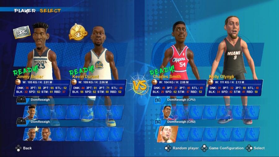 NBA 2K Playgrounds 2 Review - Screenshot 1 of 3