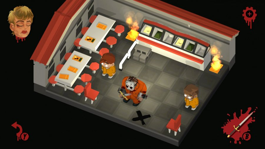 Friday the 13th: Killer Puzzle Review - Screenshot 1 of 3