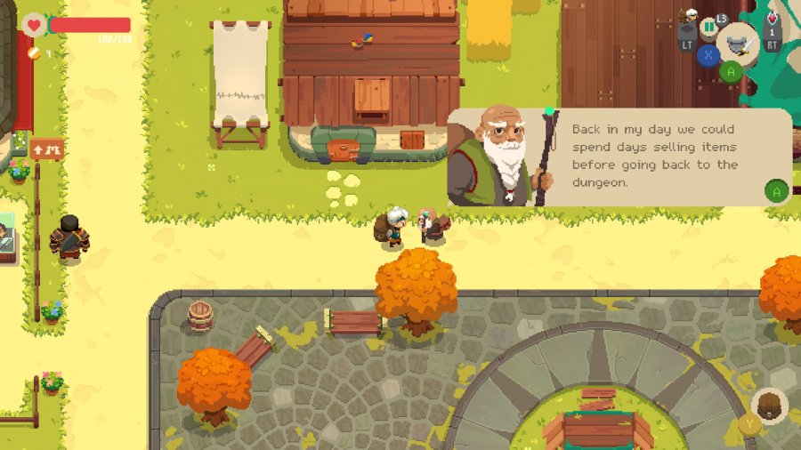 Moonlighter Review - Screenshot 2 of 7
