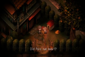 Yomawari: The Long Night Collection Screenshot