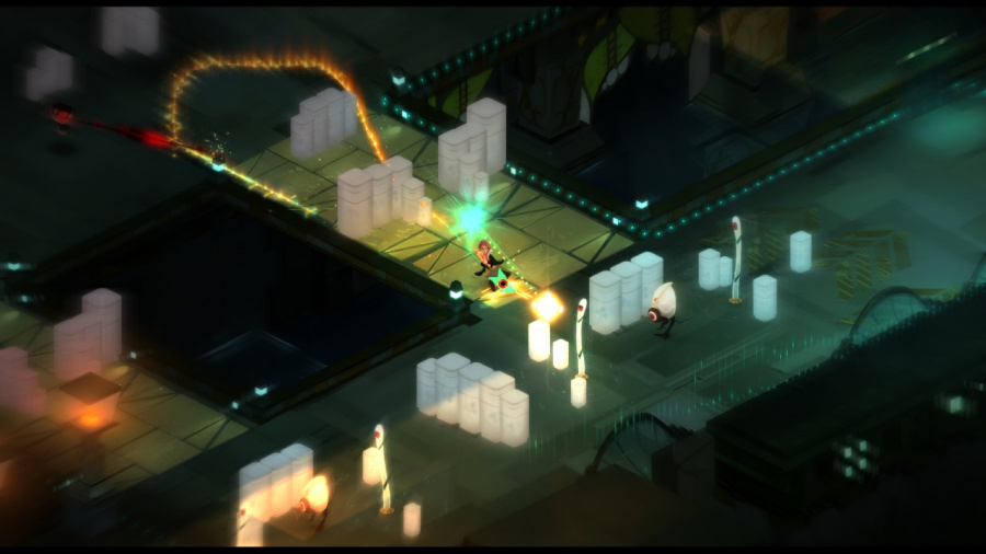 Transistor Review - Screenshot 5 of 6