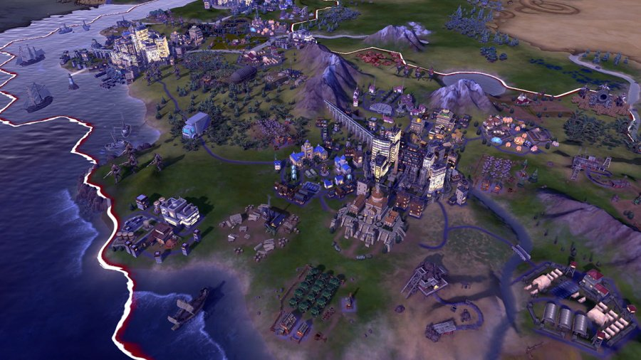 Sid Meier's Civilization VI Review - Screenshot 1 of 6