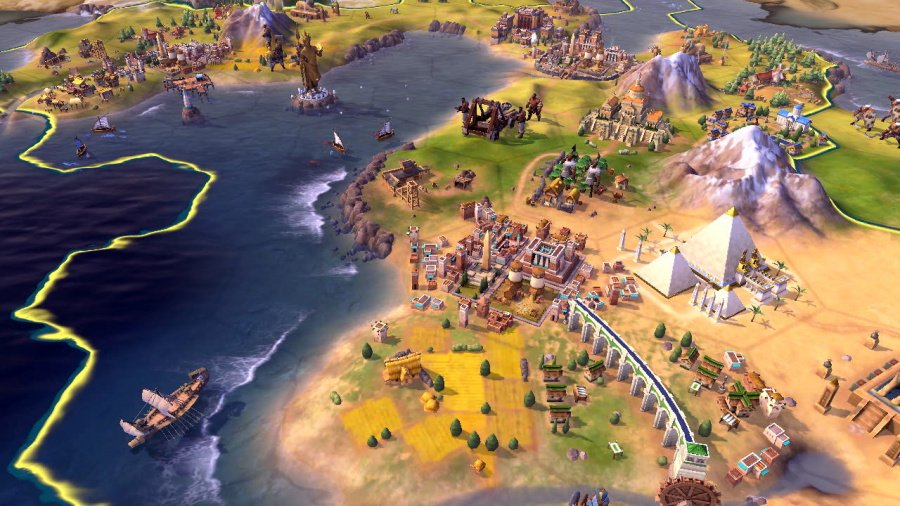 Sid Meier's Civilization VI Review - Screenshot 3 of 6
