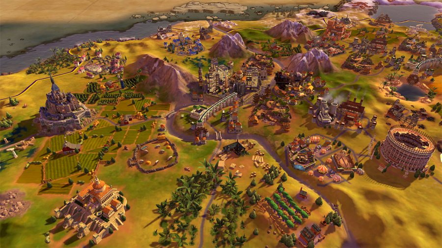 Sid Meier's Civilization VI Review - Screenshot 1 of 6