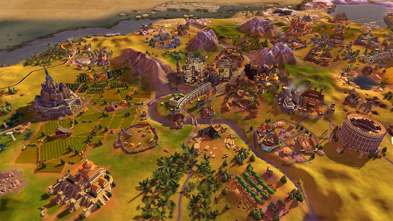 Sid Meier's Civilization VI Review (Switch) | Nintendo Life