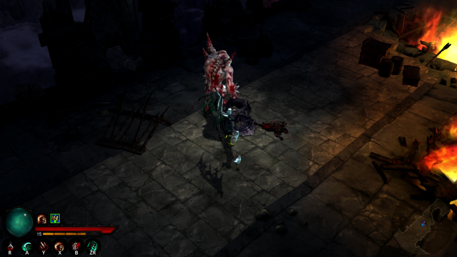 Diablo III: Eternal Collection Review - Screenshot 2 of 6