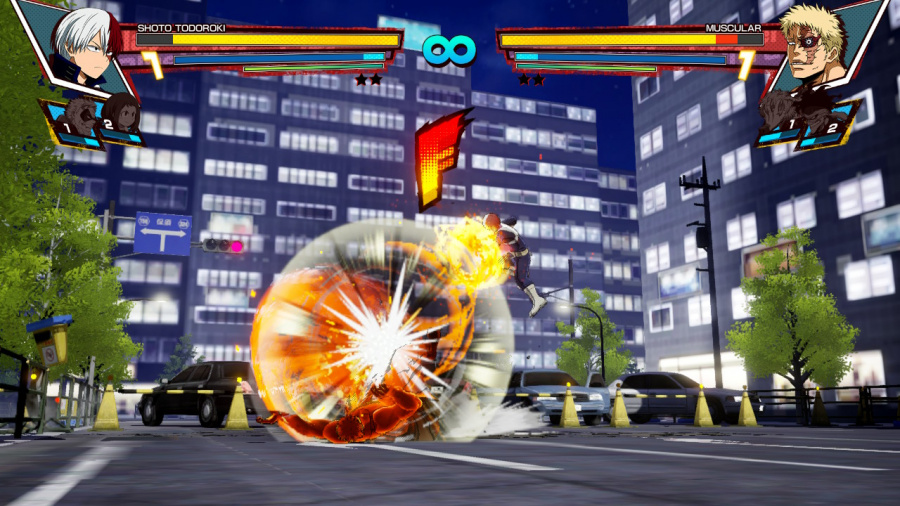 My Hero One's Justice Review - Screenshot 3 of 3