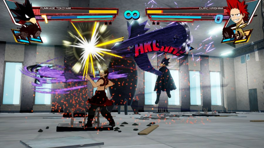 My Hero One's Justice Review - Screenshot 2 of 3