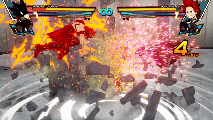 My Hero One's Justice Review - Screenshot 1 of 3