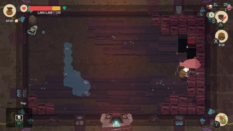 Moonlighter Review - Screenshot 4 of 7