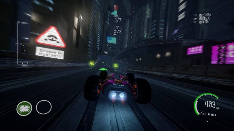 GRIP Review - Screenshot 3 of 4