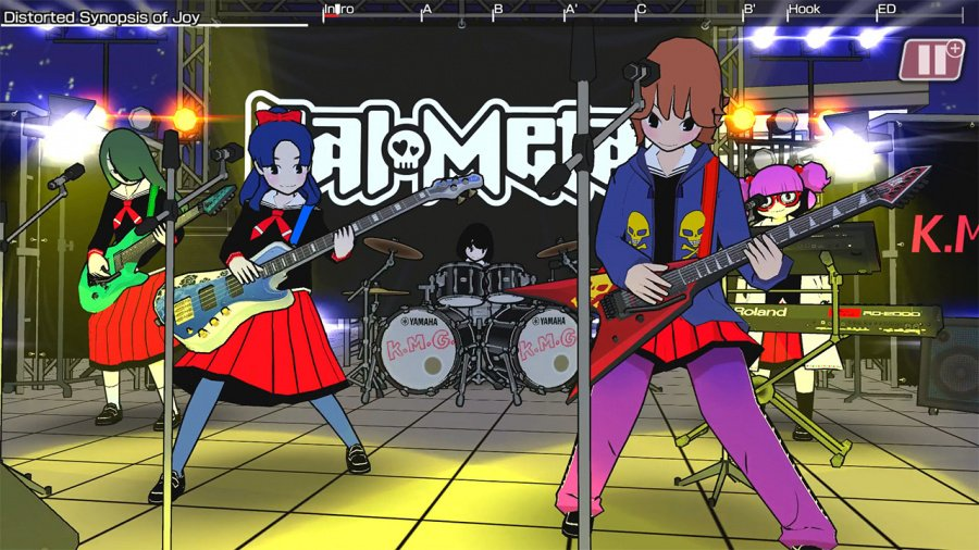 Gal Metal Review - Screenshot 2 of 8