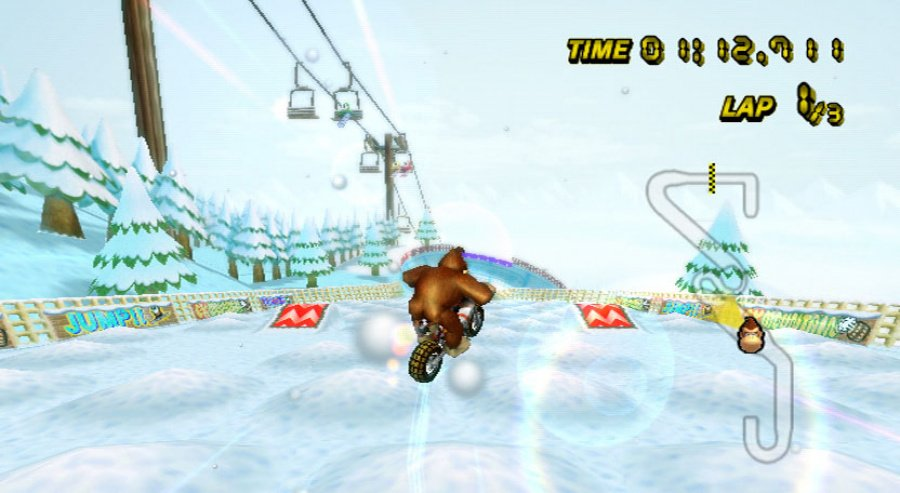 Mario Kart Wii Review - Screenshot 1 of 10