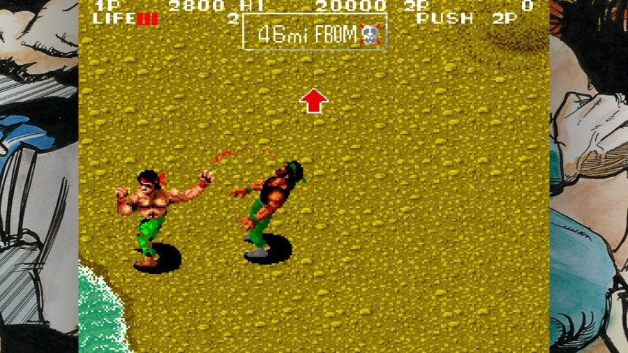 SNK 40th Anniversary Collection Review - Screenshot 2 of 6