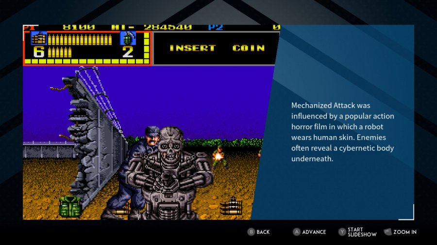 SNK 40th Anniversary Collection Review - Screenshot 5 of 6