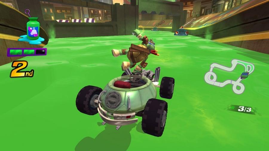 Nickelodeon Kart Racers Review - Screenshot 4 of 5