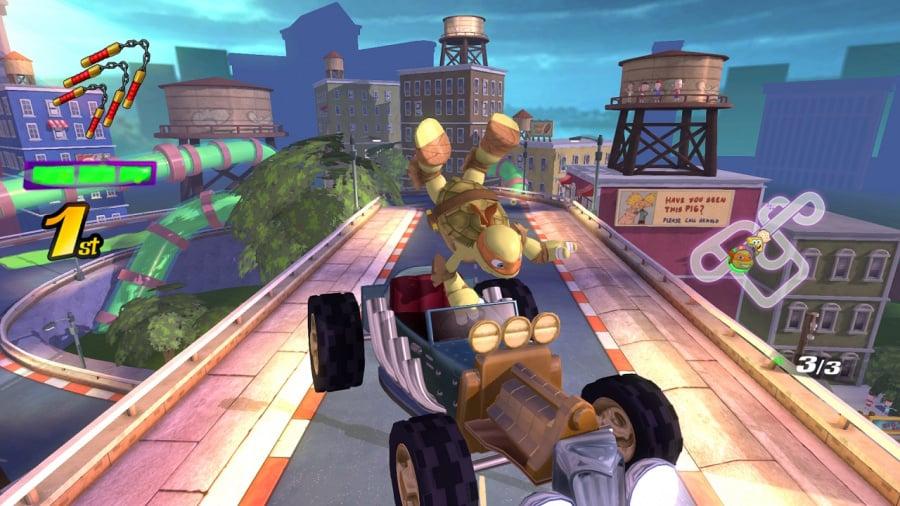 Nickelodeon Kart Racers Review - Screenshot 1 of 3