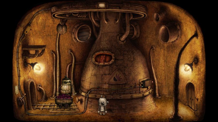Machinarium Review - Screenshot 1 of 3